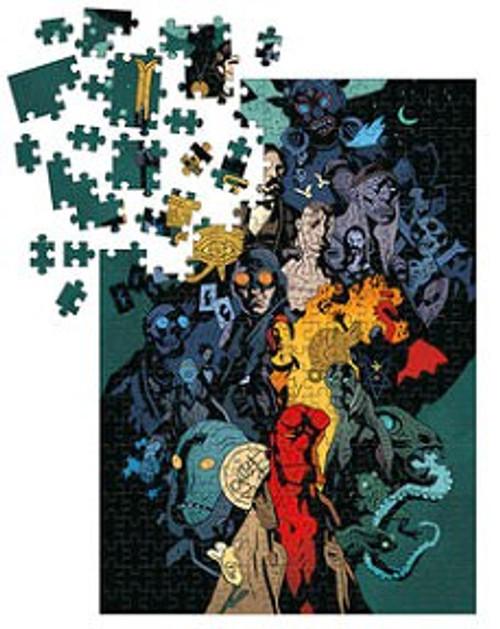 Hellboy Universe Puzzle