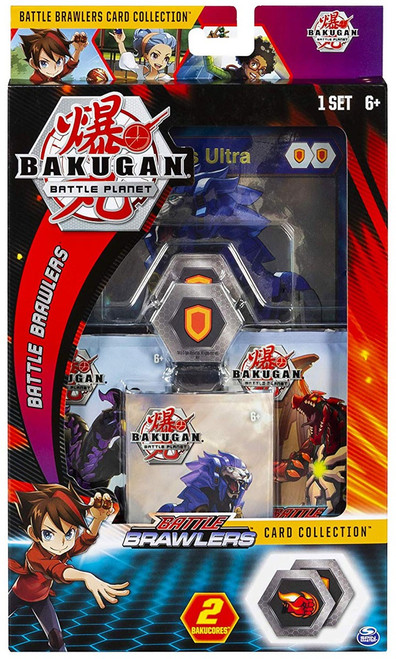 Bakugan Battle Planet Battle Brawlers Hydorous Card Collection