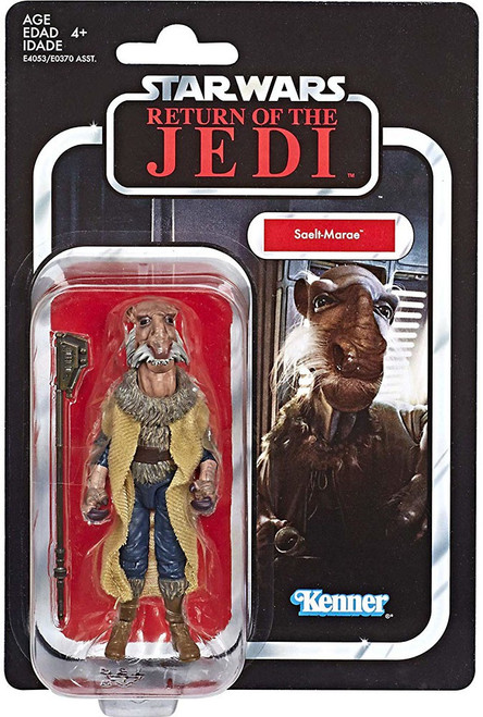 Star Wars Return of the Jedi Vintage Collection Wave 20 Saelt-Marae Action Figure [Yakface]