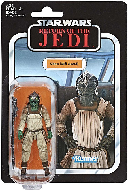 Star Wars Return of the Jedi Vintage Collection Klaatu (Skiff Guard) Action Figure