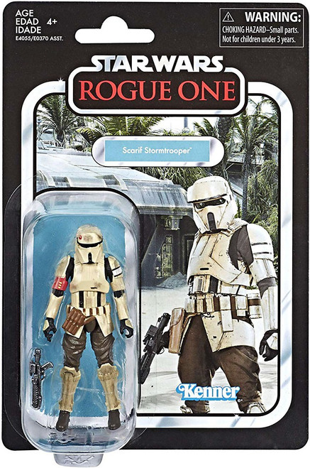 Star Wars Rogue One Vintage Collection Scarif Stormtrooper Action Figure