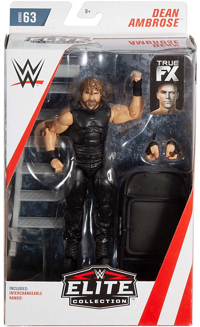 WWE Wrestling Elite Collection Series 63 Dean Ambrose Action Figure