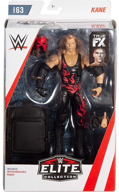 WWE Wrestling Elite Collection Series 63 Kane Action Figure