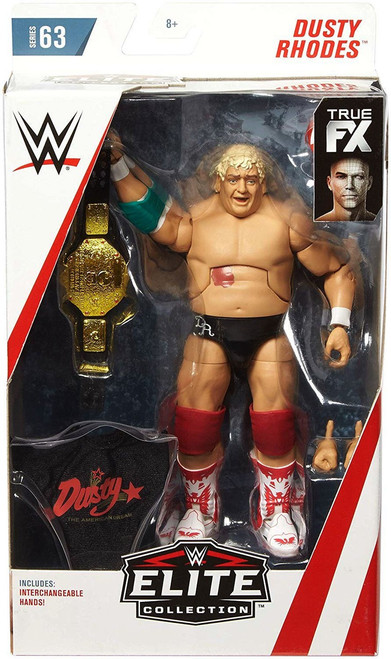 WWE Wrestling Elite Collection Series 63 Dusty Rhodes Action Figure