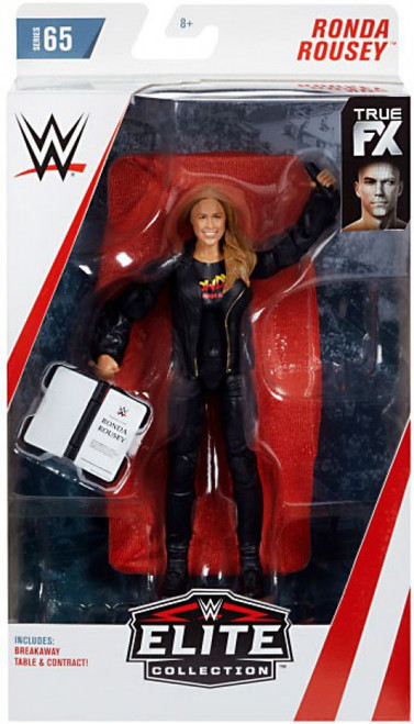 WWE Wrestling Elite Collection Series 65 Ronda Rousey Action Figure