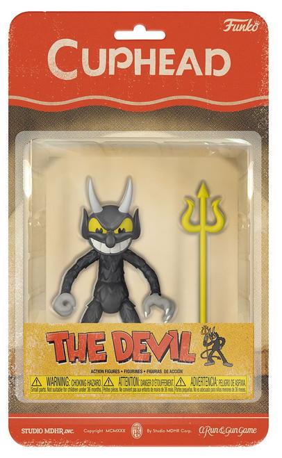 Funko Cuphead The Devil Action Figure