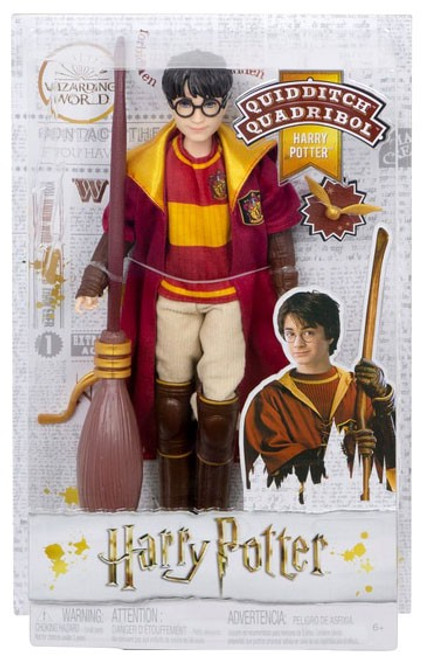 Wizarding World Harry Potter 11-Inch Doll [Quidditch]