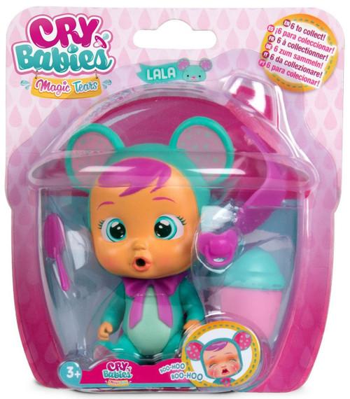 Cry Babies Magic Tears LaLa Mini Doll
