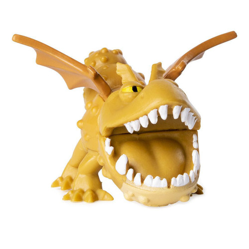 How to Train Your Dragon The Hidden World Mystery Dragon Gronckle (Meatlug) 1-Inch [Loose]
