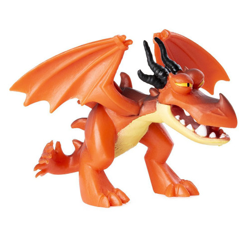How to Train Your Dragon The Hidden World Mystery Dragon Monstrous Nightmare (Hookfang) 1-Inch [Loose]