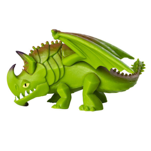 How to Train Your Dragon The Hidden World Mystery Dragon Rumblehorn (Skullcrusher) 1-Inch [Loose]