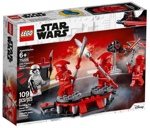 LEGO Star Wars Elite Praetorian Guard Battle Pack Set #75225