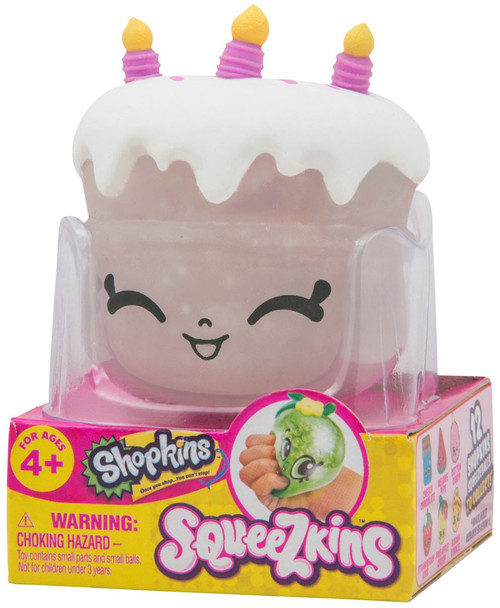 Shopkins Squeezkins Wishes Squeeze Toy