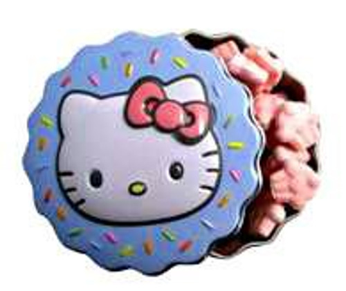 Hello Kitty Sweet Cupcakes Candy Tin [Random Color]