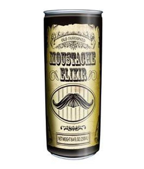 Moustache Elixir Energy Drink