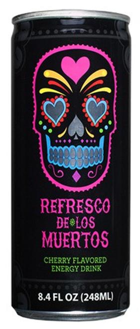 Sugar Skull Refresco De Los Muertos Energy Drink