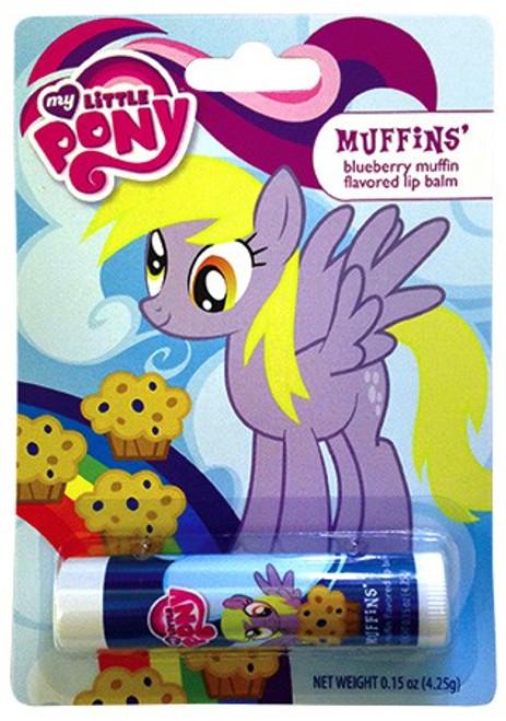 My Little Pony Muffins' Blueberry Muffin Lip Balm