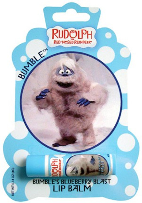 Rudolph the Red-Nosed Reindeer Bumble's Blueberry Blast Lip Balm
