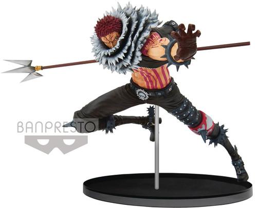 One Piece World Figure Colosseum 2 Charlotte Katakuri 8.7-Inch Collectible PVC Figure Vol.5