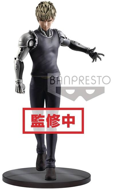 One Punch Man One-Punch Man DXF Genos 8-Inch Premium PVC Figure Vol.2