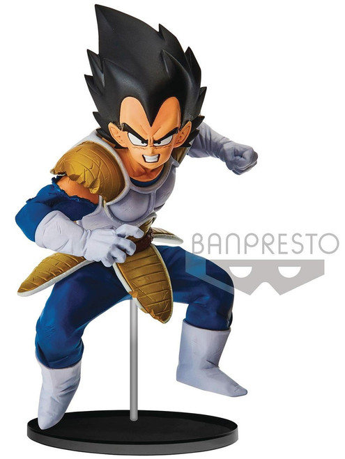 Dragon Ball Z World Figure Colosseum 2 Vegeta 5.5-Inch Collectible PVC Figure Vol.6 [MRS]