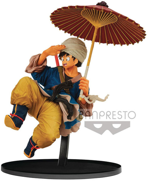 Dragon Ball Z World Figure Colosseum 2 Goku 7.1-Inch Collectible PVC Figure Vol.5 [Manabu Yamashita]