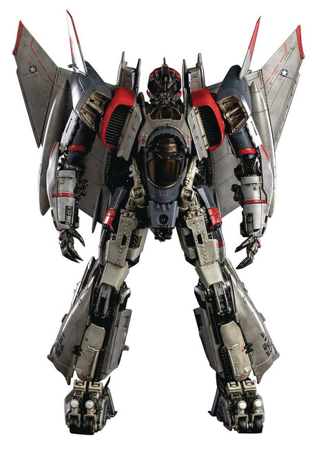 "Transformers Bumblebee Movie Blitzwing 10.6-Inch 10.6"" Deluxe Scale Figure [2018 Movie Version]"