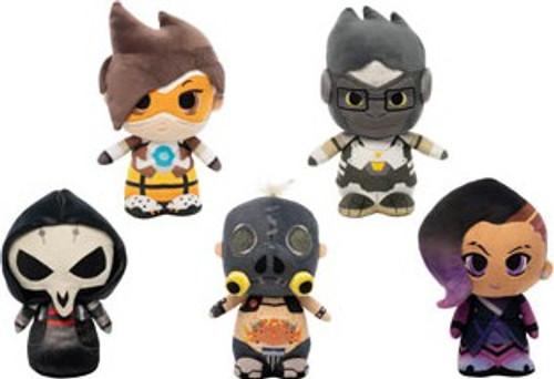 Funko Overwatch SuperCute Set of 5 Plushies