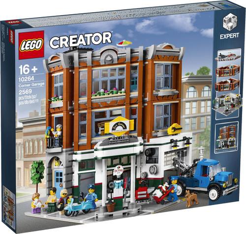 LEGO Creator Corner Garage Set #10264