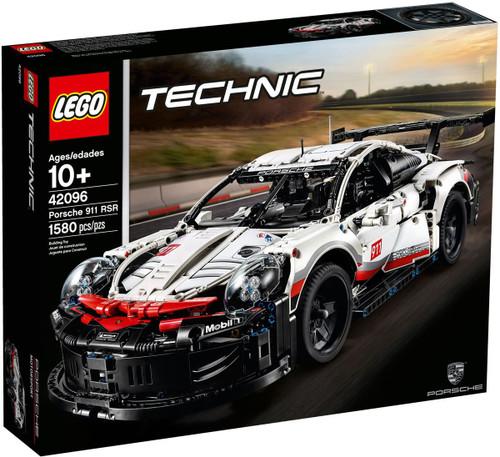 LEGO Technic Porsche 911 RSR Set #42096