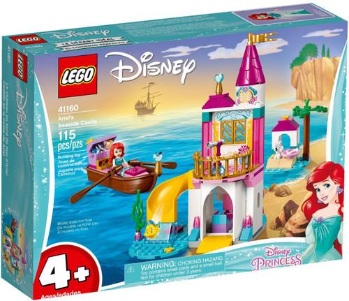 LEGO Disney Princess Ariel's Seaside Castle Set #41160