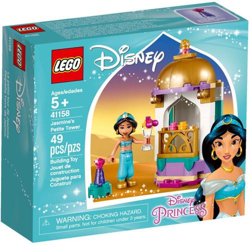 LEGO Disney Princess Jasmine's Petite Tower Set #41158