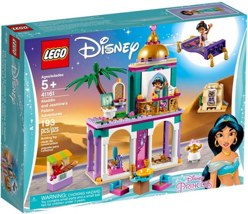 LEGO Disney Princess Aladdin & Jasmine's Palace Adventures Set #41161