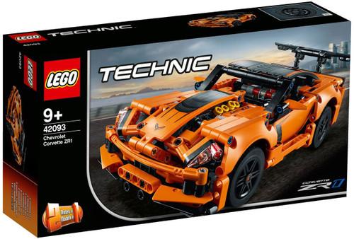 LEGO Technic Chevrolet Corvette ZR1 Set #42093