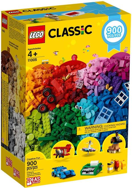 LEGO Classic Creative Fun Set #11005