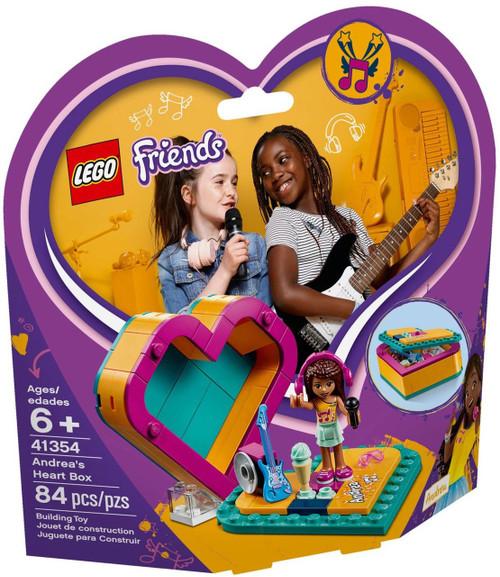 LEGO Friends Andrea's Heart Box Set #41354