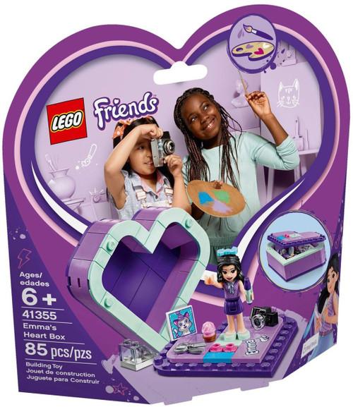 LEGO Friends Emma's Heart Box Set #41355
