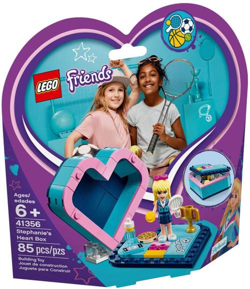 LEGO Friends Stephanie's Heart Box Set #41356