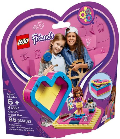 LEGO Friends Olivia's Heart Box Set #41357