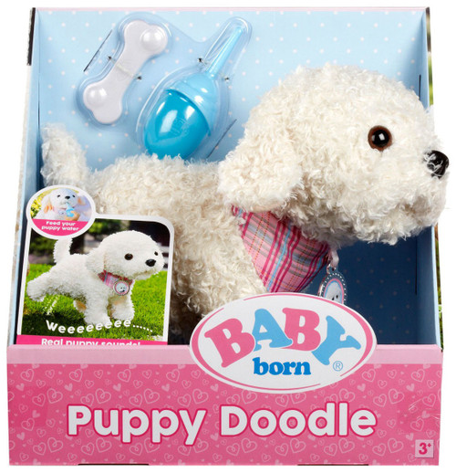Baby Born Puppy Doodle Electronic Pet