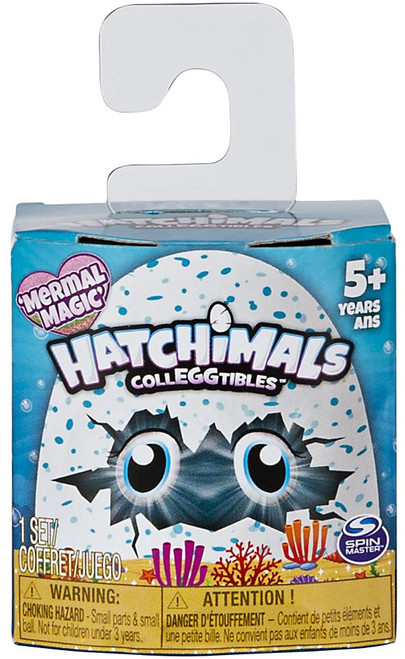 Hatchimals Colleggtibles Season 5 Mermal Magic Mystery Pack
