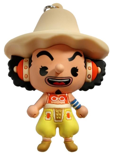 One Piece 3D Figural Keyring Series 1 Usopp Mystery Minifigure [Loose]