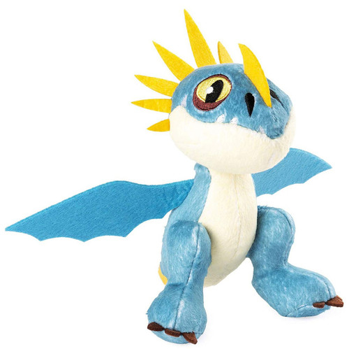 How to Train Your Dragon The Hidden World Stormfly 8-Inch Plush