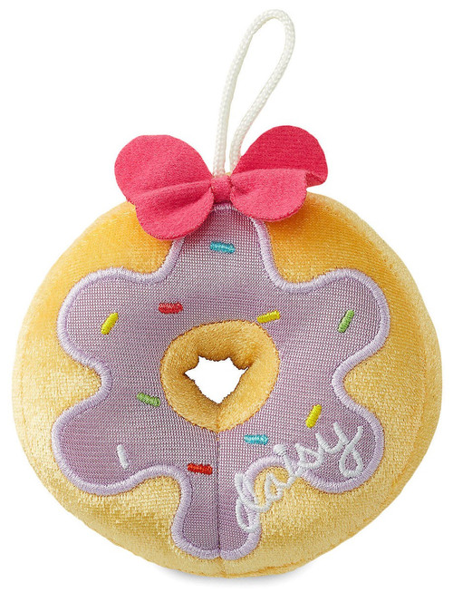 Disney Donut Daisy Duck Exclusive Micro Plush