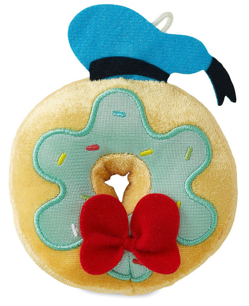 Disney Donut Donald Duck Exclusive Micro Plush
