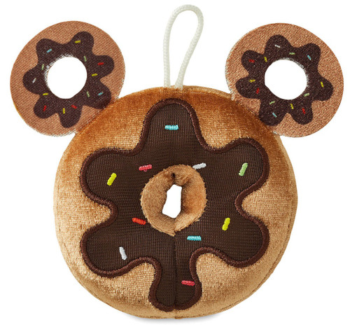Disney Donut Mickey Mouse Exclusive Micro Plush