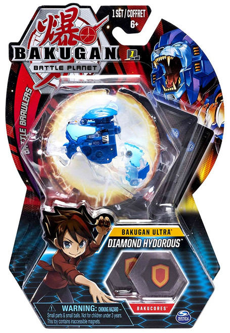 Bakugan Battle Planet Battle Brawlers Ultra Diamond Hydorous