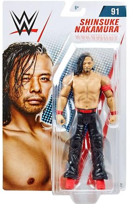 WWE Wrestling Series 91 Shinsuke Nakimura Action Figure