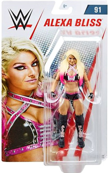 WWE Wrestling Series 91 Alexa Bliss Action Figure