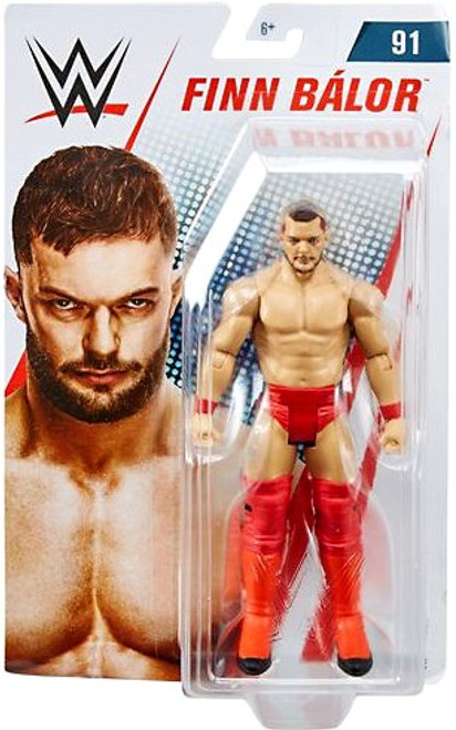 WWE Wrestling Series 91 Finn Balor Action Figure